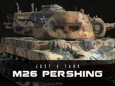 M26 Pershing : US Army Heavy Tank