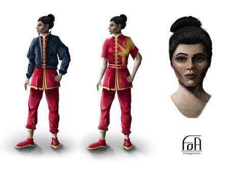 FoA - Character Concepts