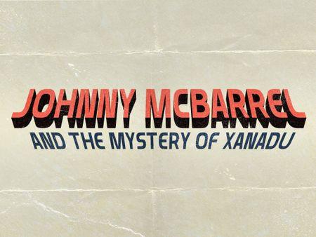 Johnny Mcbarrel.