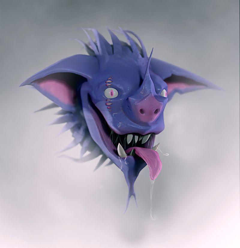 Beast Bat