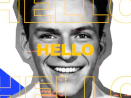 Hello - Frank Sinatra (2020)