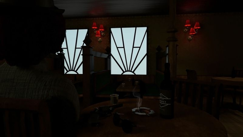 Peaky Blinders Contest - Garrison Scene