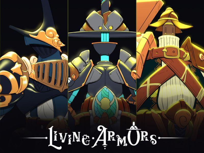 LIVING ARMORS.