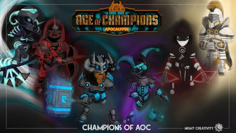 All 6 original champions