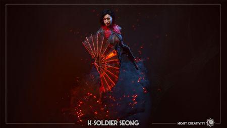 K-Soldier Seong