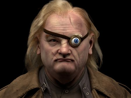 Mad-Eye Moody (Harry Potter)