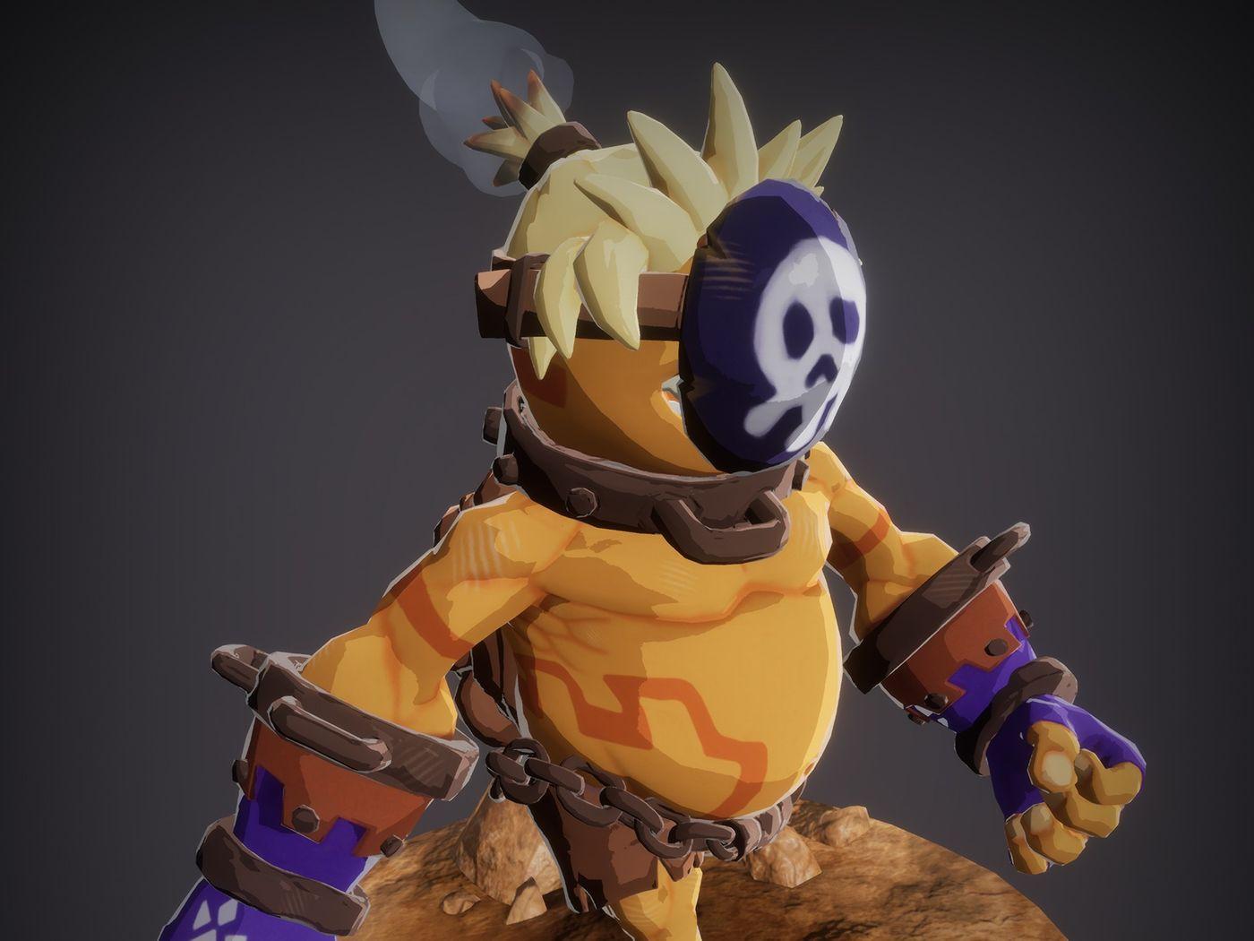 Goron Kid - Chogoro
