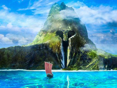Warrior Island