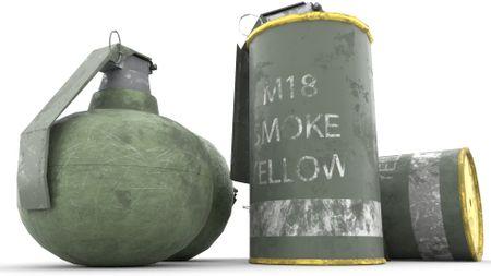 Grenades & Smoke