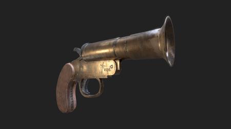 World War 1 Flare Gun