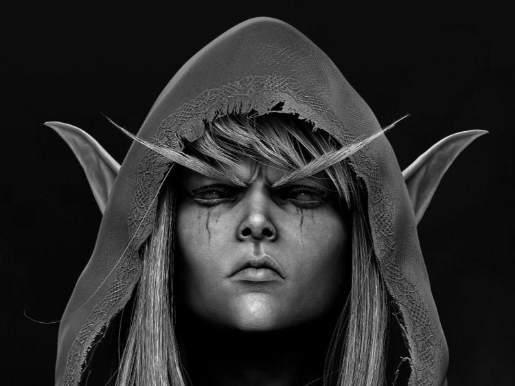 Sylvanas - The Banshee Queen