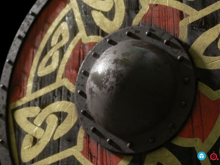 Viking Shields Series - 1
