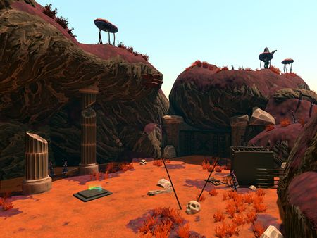 Planet Z - Unity environment game design