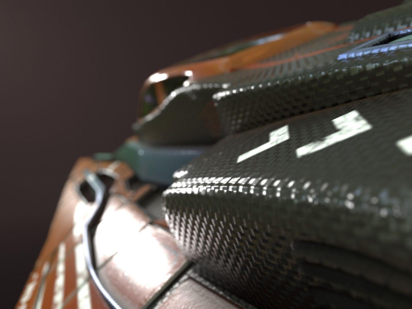 Race spaceship