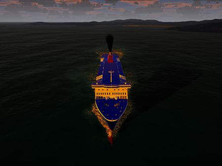 Ship Simulator Realistic
