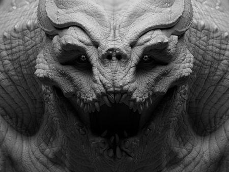Stonehide Kaiju