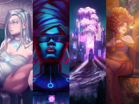 Janice Phua  Concept Design and Illustrations