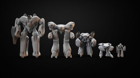 Robots For Print