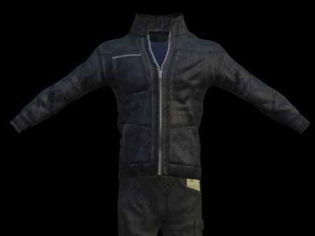 Case Study character clothes creation