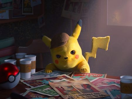 Detective Pikachu Project