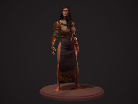 Sorceress (Game Character)