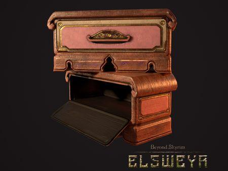Beyond Skyrim: Elsweyr | Yurt Chest