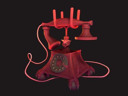 Weekly Drills 049 - Cruella's Iconic Phone (Stylized Asset)