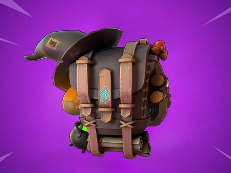 Weekly Drills 050 - Fortnite Witchy Back Bling