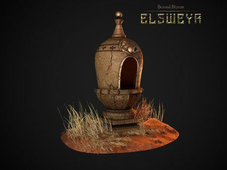 Beyond Skyrim: Elsweyr | Pilgrimage Shrine