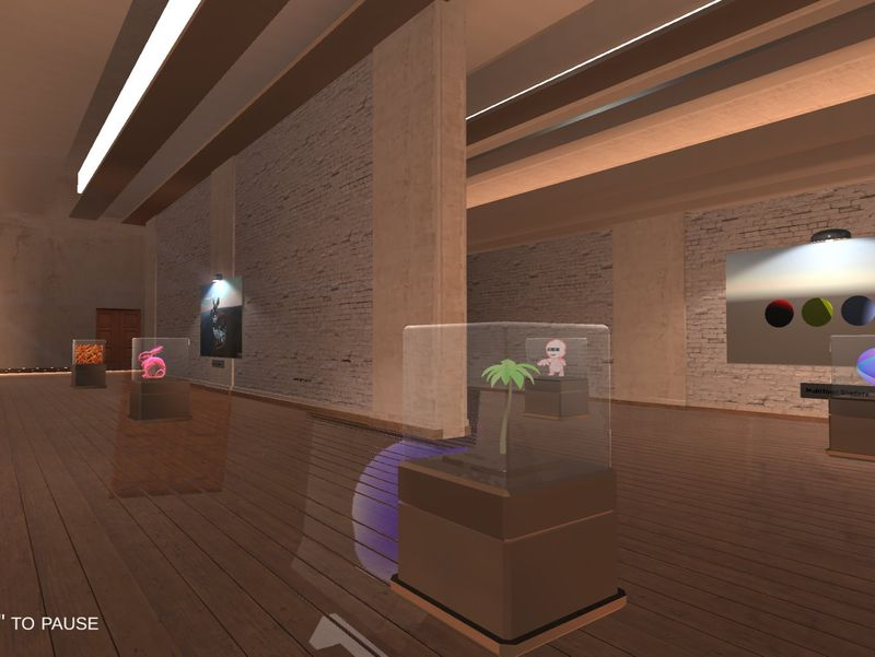 Shaders Museum