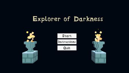Explorer of Darkness