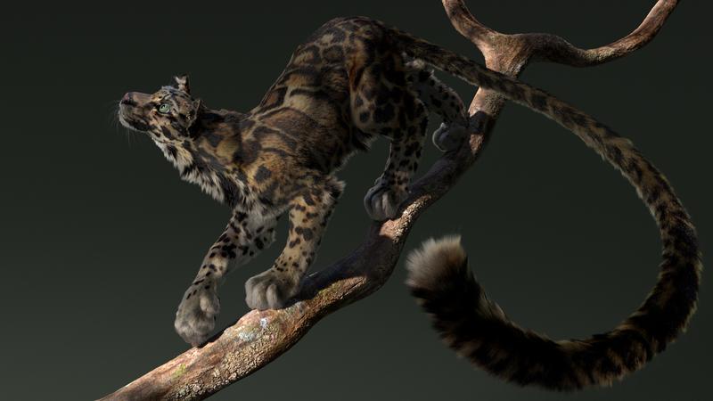 Nebula Panther