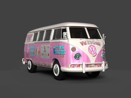 Ice Cream truck Combi