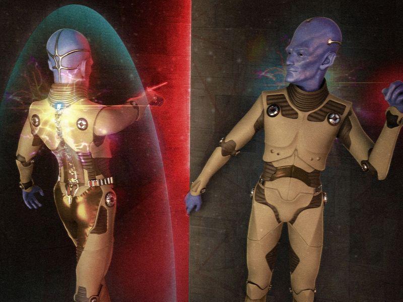 Cap. Spaceman
