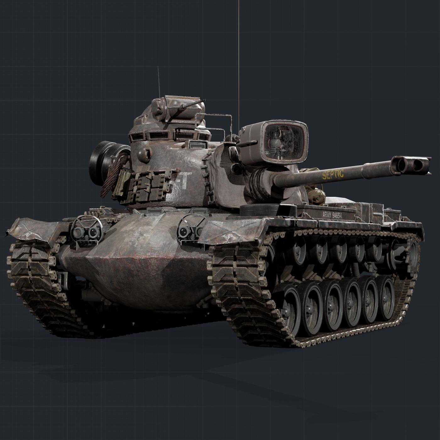 M48 Patton Thumbnail 01 Nortoncmn