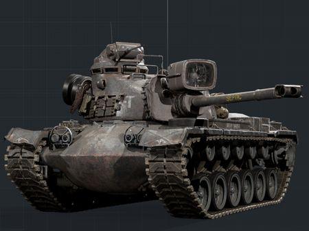 M48A3 Mod.b Patton
