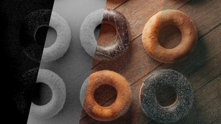 Love for Donuts!!