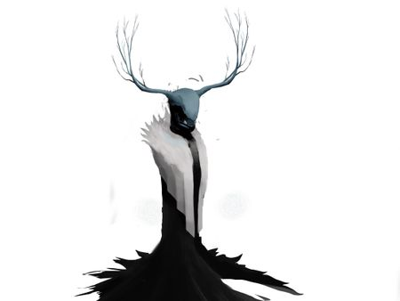 Horned Entity
