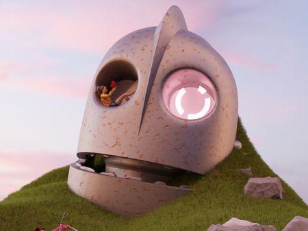 Robot Hill