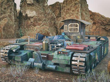 Trade Panzer