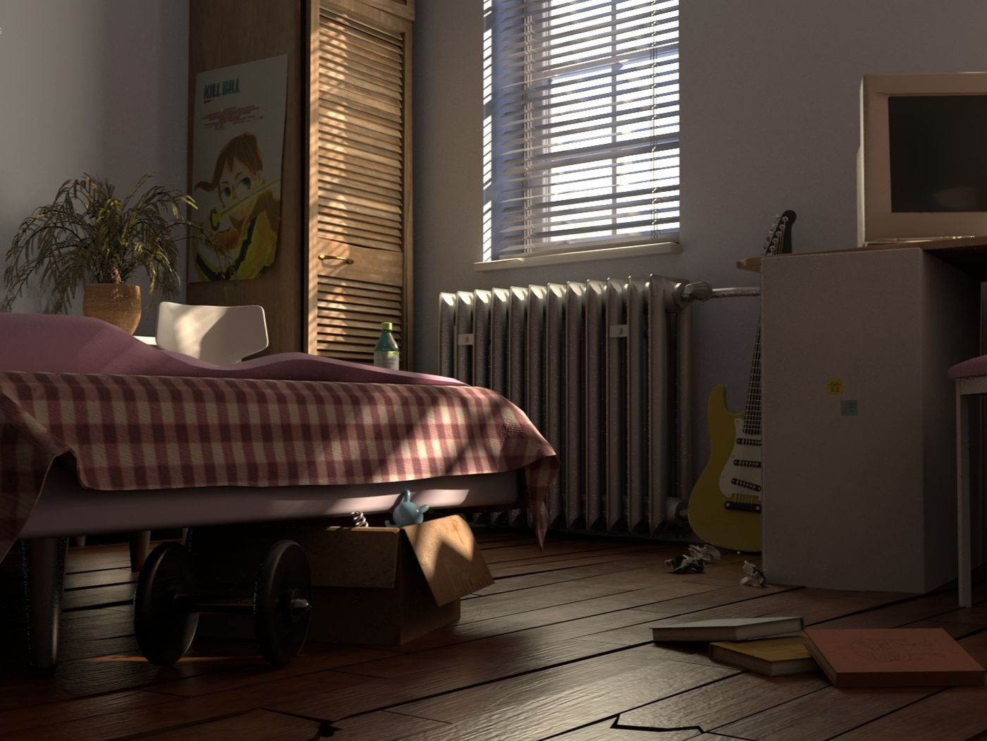 Texturing and Lighting