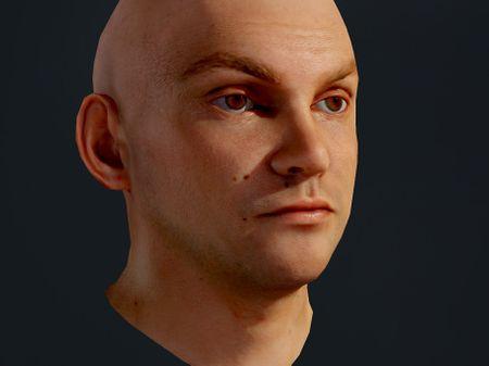 Realistic Head