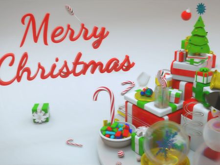 Christmas TV Station Festive Capsule For NTV7
