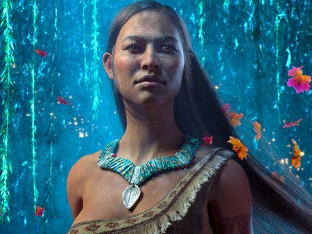 Pocahontas - 3D Animated Teaser Trailer