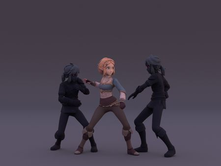 Character Animation Final