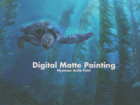 Digital Matte Painting