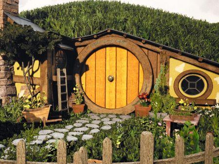 Samwise's Hobbit Hole
