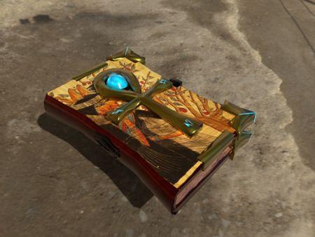 Egyptian Fantasy Spellbook