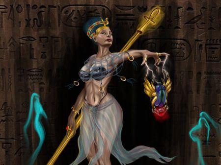 Fantasy Nefertiti