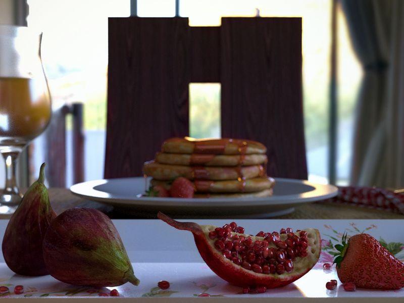 Still life - Breakfast